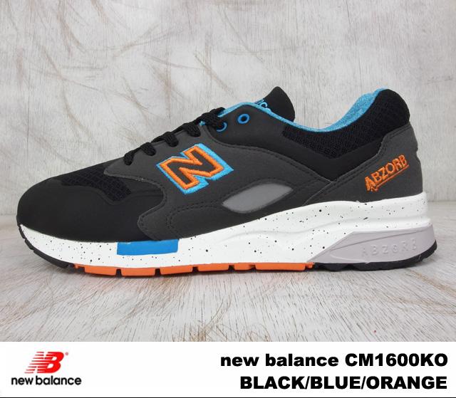 new balance 1600 black