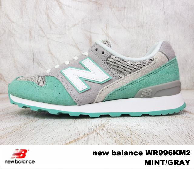 new balance 996 mint