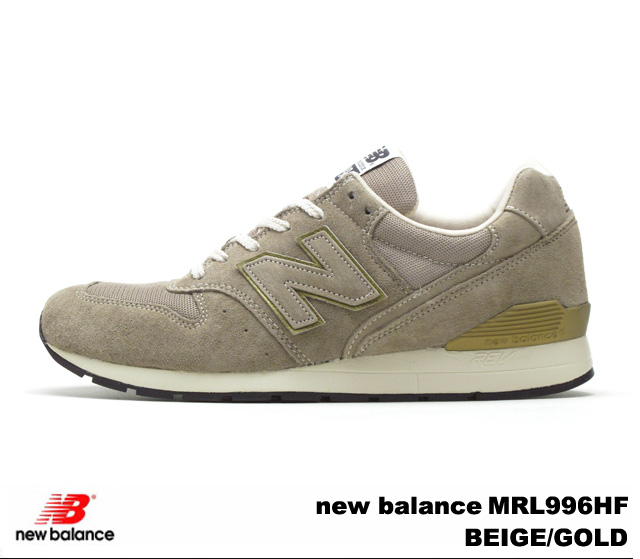 new balance 996 gold