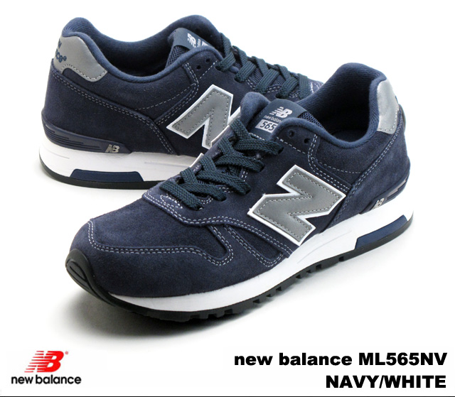 premium one rakuten global market new balance 565 navy white new balance ml565 nv newbalance. Black Bedroom Furniture Sets. Home Design Ideas