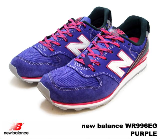 best service c5aeb 7c12a New Balance 996 purple new balance WR996 EG newbalance WR996EG PURPLE  Lady's sneakers