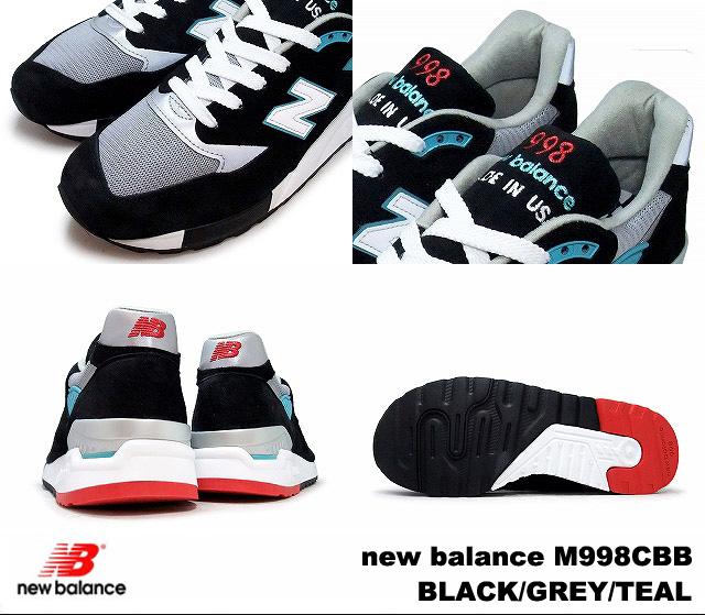 New Balance 998 Menns Joggesko Gwwzbjp0K