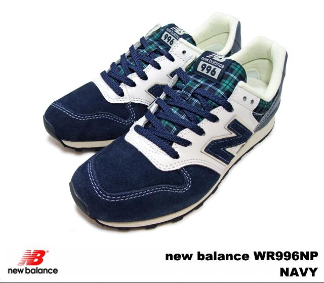 grande vente 5e908 4163d New Balance 996 navy new balance WR996 NP newbalance WR996NP NAVY Lady's  sneakers