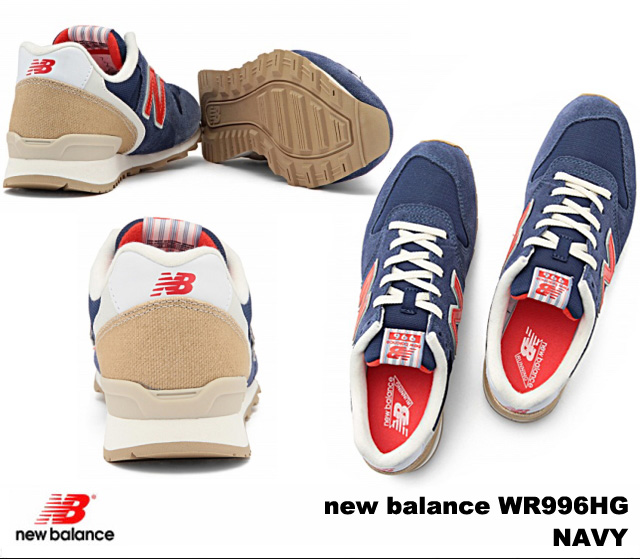 new balance 996 navy and pink