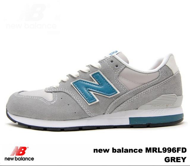 buy popular 990a7 50c8f New Balance 996 gray new balance MRL996 FD newbalance MRL996FD GRAY men gap  Dis sneakers