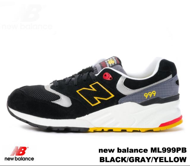 new balance 999 yellow