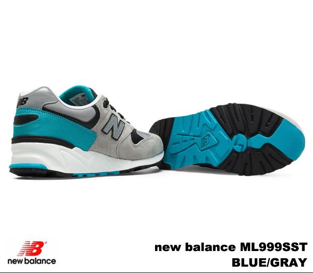 Nouvel Équilibre 999 Gris Bleu UJr55ZHtI