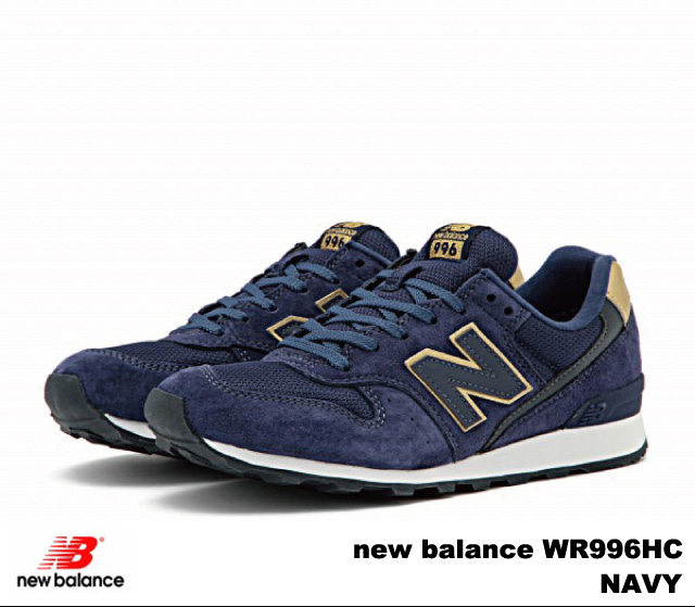 save off e0430 72fd6 -new balance WR996HC NAVY-
