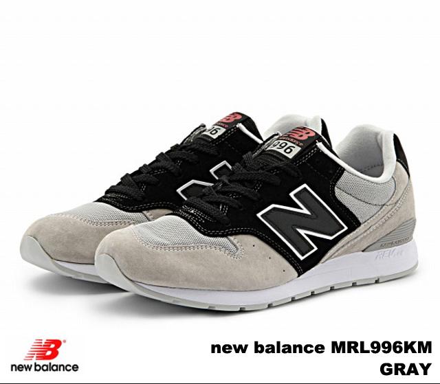 479a0ba14452 New balance 996 grey men s sneakers new balance MRL996 KM newbalance  MRL996KM GRAY