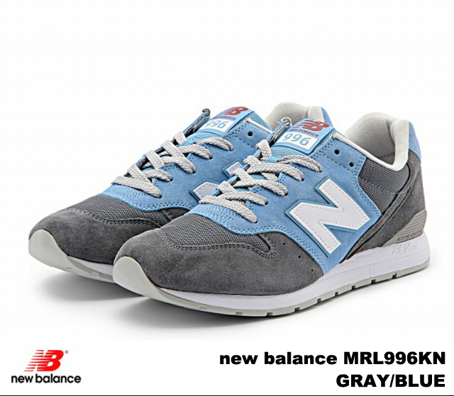 a49d80a1 PREMIUM ONE: New Balance 996 gray blue men sneakers new balance ...
