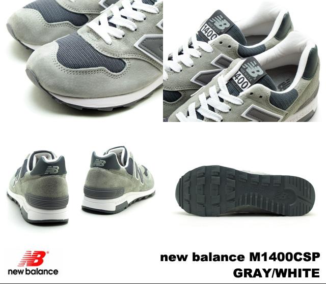 new balance スニーカー m1400 csp
