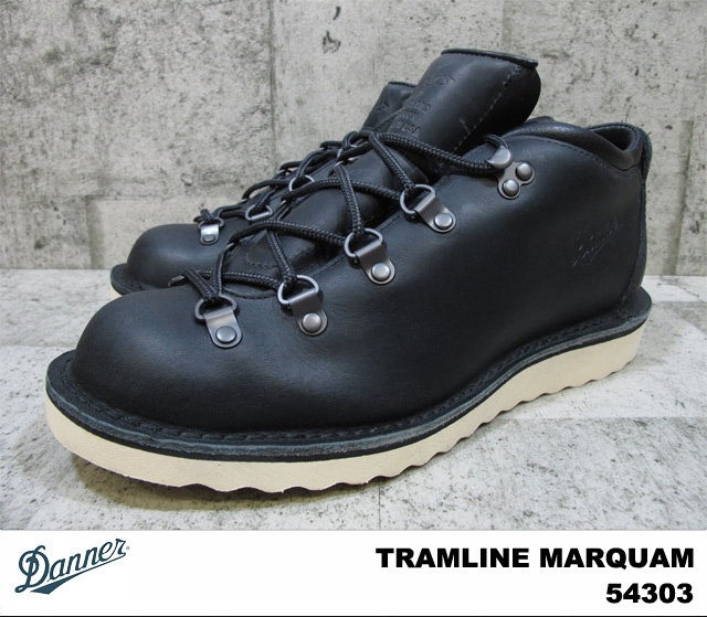 PREMIUM ONE | Rakuten Global Market: Danner boots tramlines black ...
