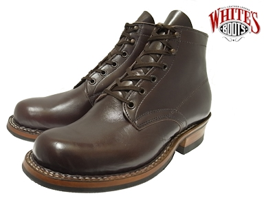 ホワイツ セミドレス ホワイツブーツ ブラックチェリー ウォーター バッファロー メンズ ブーツ ワークブーツ White's Boots Semi Dress 2332W Black Cherry Water Buffalo