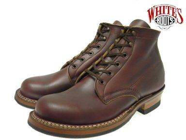 ホワイツ セミドレス ホワイツブーツ バーガンディー ホーウィン クロムエクセル メンズ ブーツ ワークブーツ White's Boots Semi Dress 2332W Burgundy Chromexcel