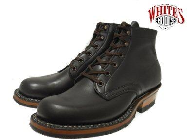 ホワイツ セミドレス ホワイツブーツ ブラック セミドレスレザー メンズ ブーツ ワークブーツ White's Boots Semi Dress 2332W Black