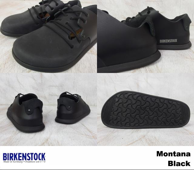 Montana schwarz