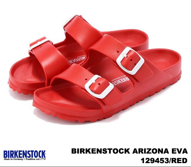 狭窄的红 / 白 129453 / 海军 129443,勃肯亚利桑那州 EVA 妇女凉鞋黑色海军白色红勃肯亚利桑那州 EVA 129423 / 黑色 129433