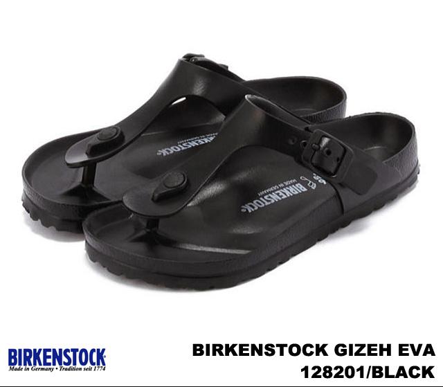 Birkenstock Gizeh Eva Black 128201 41 Black