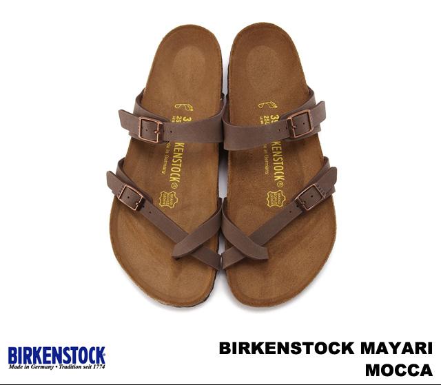 勃肯 mayari 男装女装凉鞋摩卡勃肯 071061 Mayari 摩卡宽