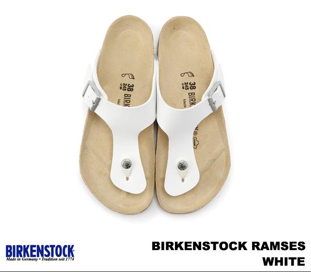 勃肯西斯男装女装凉鞋白色勃肯西斯 044731 044733 白色宽缩小