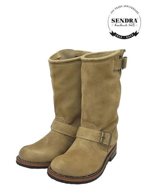 SERRAJE 哈雷 H2O 寄件者 SENDRA 2944 (W) 女性 10 英寸工程師靴