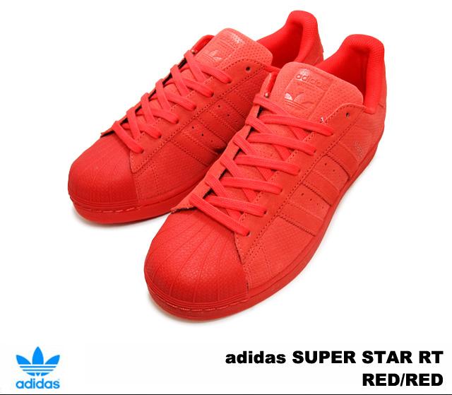 red superstar adidas