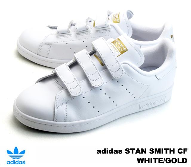 Adidas Stan Smith comfort white gold adidas STAN SMITH CF S75188 WHITE GOLD  mens Womens deb0c6bb7b