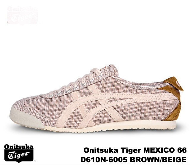 03f00019438 PREMIUM ONE  Onitsuka Tiger Mexico 66 Mexico brown beige Onitsuka ...