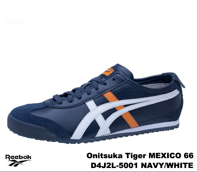 huge selection of 9e1ea 4e543 PREMIUM ONE: Onitsuka Tiger Mexico 66 Mexico 66 Navy white ...