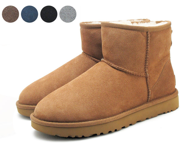 ugg chestnut mini
