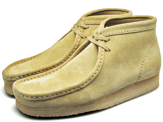 the best attitude skate shoes various colors Clarks men's Wallaby boots Maple suede Clarks WALLABEE BOOT 26103811 MAPLE  SUEDE US standards