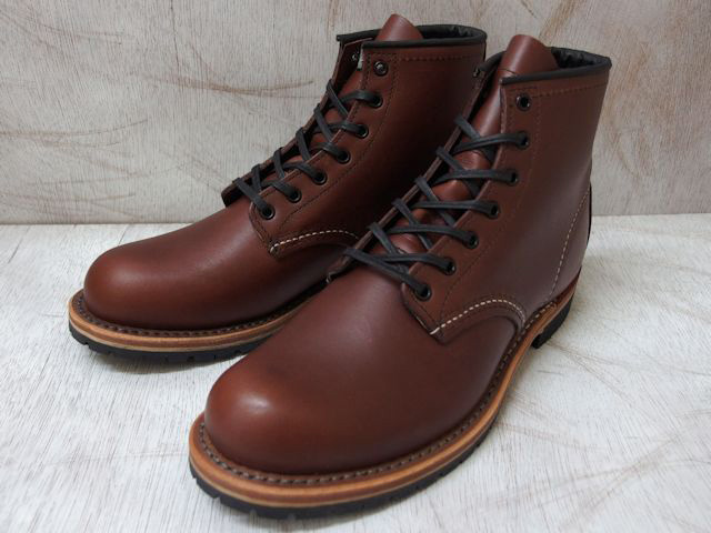 純正ケア用品1点プレゼント レッドウィング ベックマン ブーツ 9016 9416 シガー フェザーストーン RED WING Beckman Boot 6