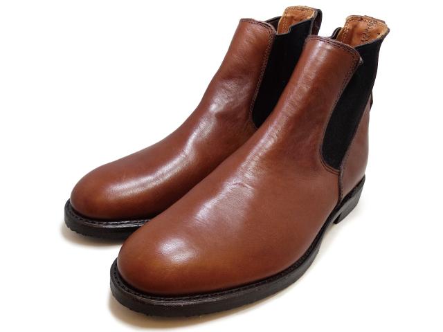 純正ケア用品2点プレゼント レッドウィング ブーツ 9078 ミルワン コングレス ブーツ サイドゴア チーク フェザーストーン レッドウイング RED WING Mil-1 Congress Boots Teak Featherstone 国内正規品