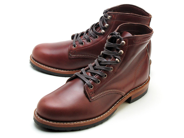 24a671c53f6 Wolverine 1,000 mile boot dark brown leather mens boots Wolverine WOLVERINE  1,000 MILE BOOT EVANS W40196 Dark Brown MADE IN USA