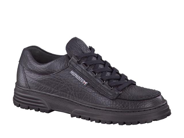 メフィスト 靴 クルーザー MEPHISTO CRUISER 714 BLACK  コンフォート ウォーキング メンズ