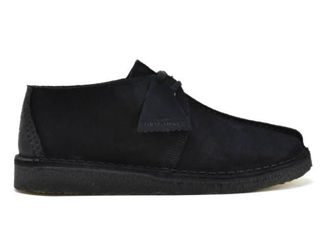 クラークス デザートトレック CLARKS DESERT TREK 26138667 BLACK スエード ブラックスエード US規格 メンズ ブーツ men's boots