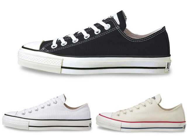 17a3f3891fbc CONVERSE CANVAS ALL STAR J OX WHITE 32167430 BLACK 32167431 NATURAL WHITE 32167710  MADE IN JAPAN made in Converse canvas all-stars J オックスホワイト ...