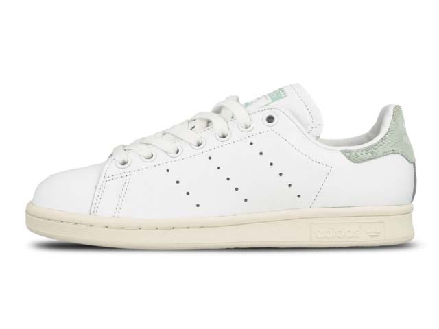 adidas stan smith light green
