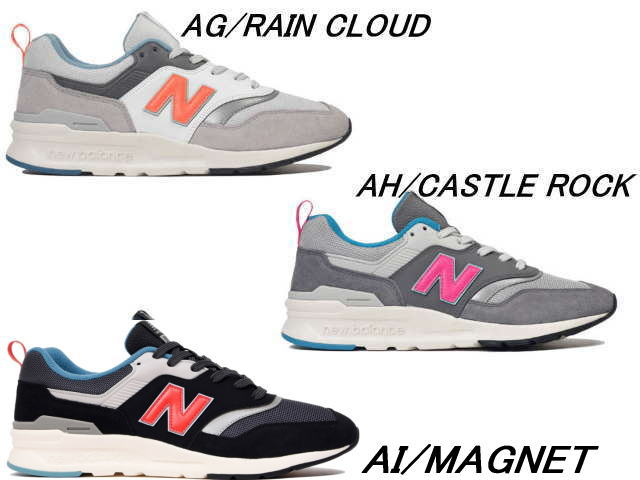 New Balance 997 men's lady's sneakers new balance CM997H AG AH AI AJ newbalance