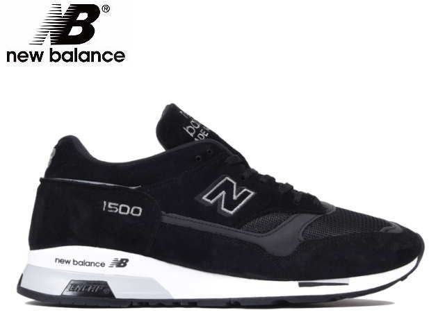 db8be1fde961f ニューバランス 1500 ブラック/グレー メンズ スニーカー イングランド製 new balance M1500 JKK newbalance  M1500JDA BLACK
