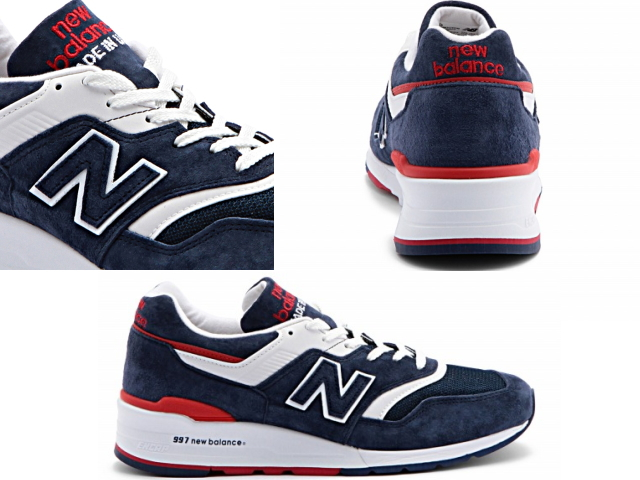Nuevo Equilibrio 997 Zapatos Para Hombre lebnmAgjY