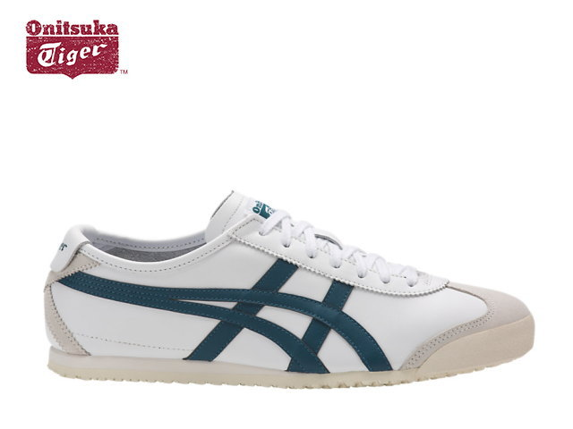 check out abe0a 94a1b Onitsuka tiger Mexico 66 Mexico white / ink blue men gap Dis sneakers  Onitsuka Tiger MEXICO66 MEXICO 0145 White/Ink Blue