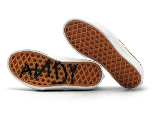 小卡车运动鞋确实的小孩玩具总动员伍迪VANS Authentic VN0A32R6M4Z(Toy Story)Woody/true white小孩鞋