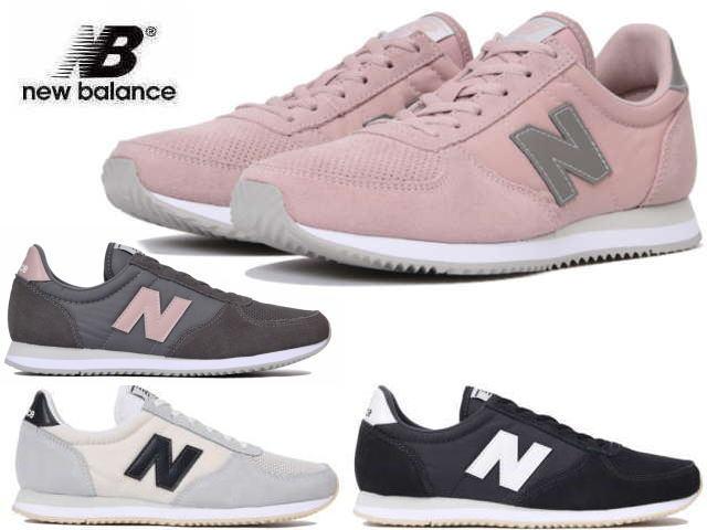 617309ca56 New Balance 220 men's lady's sneakers black white pink new balance WL220  newbalance TA TD TE TG