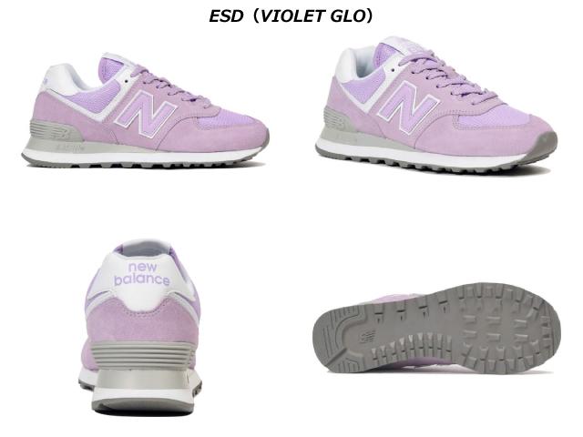 Premium Esc Green 574 Balance Esa Esd Pink OneNew Blue Wl574 c3jSR4A5Lq