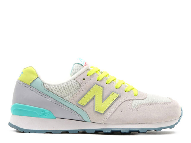 bd9238dfef67a PREMIUM ONE: New Balance 996 gray yellow Lady's sneakers new balance ...
