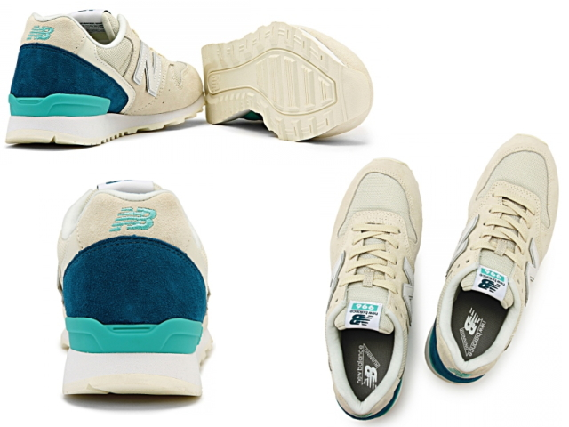 New Balance 996 white blue Lady's sneakers new balance WR996 JR newbalance WR996JR WHITEBLUE