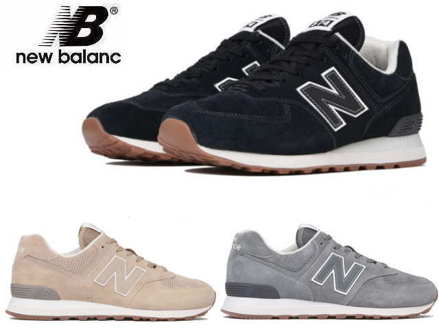 New Balance New Balance ML574 ESK ESN ESO ESP ESQ men gap Dis sneakers