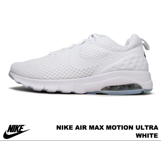 f5e6ca1bc5 ... Nike Air Max motion ultra white NIKE AIR MAX MOTION ULTRA 833260-110 WHITE  mens ...