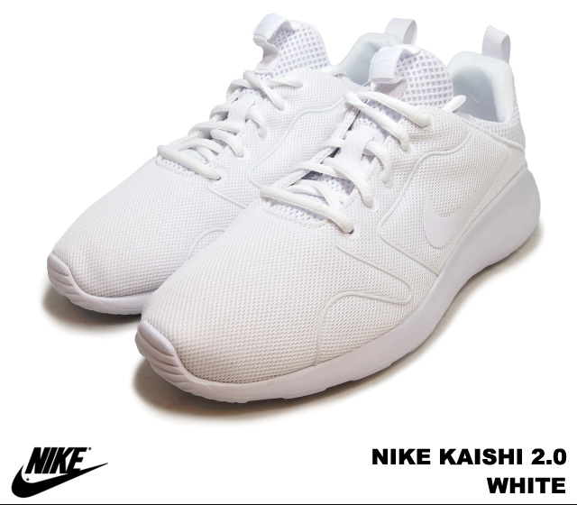 online store b48e7 e9ccd PREMIUM ONE  Nike started 2.0 white NIKE KAISHI 2.0 833411-110 WHITE ...